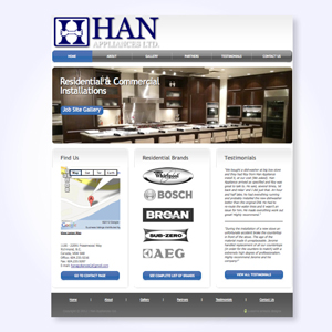 Han Appliances Ltd.